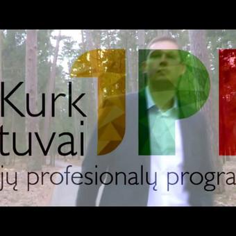 """Jaunųjų profesionalų programa (JPP) """"Kurk Lietuvai"""""""