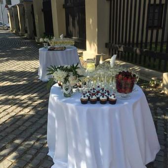Šampano staliukas po ceremonijos / Eglė Ivanskaja / Darbų pavyzdys ID 447373
