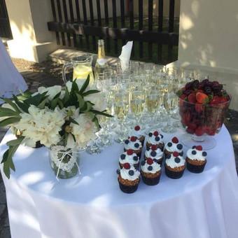 Šampano staliukas po ceremonijos / Eglė Ivanskaja / Darbų pavyzdys ID 447375