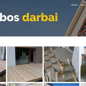 Kokybiški tinklalapiai ir e-parduotuvės / Linas Gudaitis-Rūkas / Darbų pavyzdys ID 450297