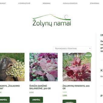 Kokybiški tinklalapiai ir e-parduotuvės / Linas Gudaitis-Rūkas / Darbų pavyzdys ID 450301