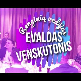 Renginių kūrėjas Evaldas Venskutonis (LT / EN / RU) / Evaldas Venskutonis / Darbų pavyzdys ID 451519