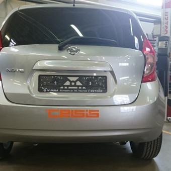 Reklama ant automobilio, lipdukų gamyba, lauko/vidaus reklam / Trigalvis.lt / Darbų pavyzdys ID 451805