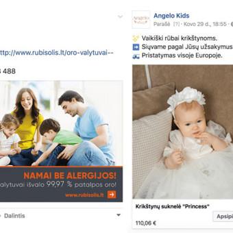 Google reklama / Google Reklama / Darbų pavyzdys ID 454745