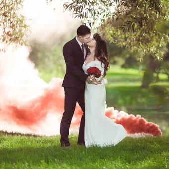 Vestuvių fotografavimas ir filmavimas visoje Lietuvoje / Fototakas / Darbų pavyzdys ID 455067