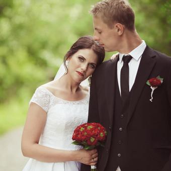 Vestuvių fotografavimas ir filmavimas visoje Lietuvoje / Fototakas / Darbų pavyzdys ID 455079