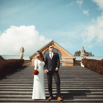 Vestuvių fotografavimas ir filmavimas visoje Lietuvoje / Fototakas / Darbų pavyzdys ID 455085
