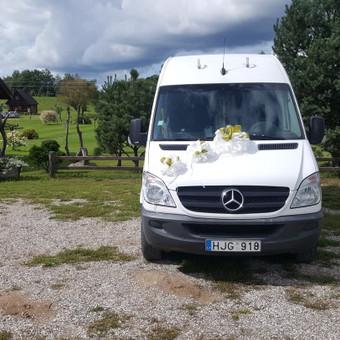 Mikroautobusų nuoma su vairuotoju / Romas Sabutis / Darbų pavyzdys ID 455143