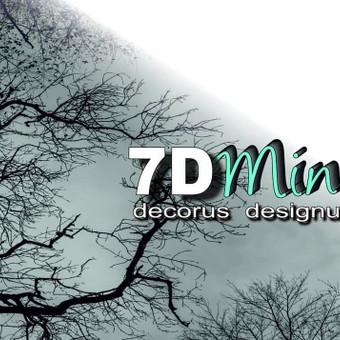 Dailininkė-Dizainerė / 7D Mintyse / Darbų pavyzdys ID 457113