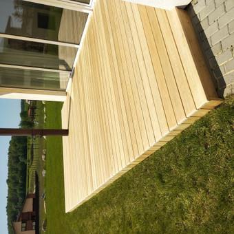 Statybos darbų vykdytojas / Mindaugas Grinkevicius / Darbų pavyzdys ID 457687