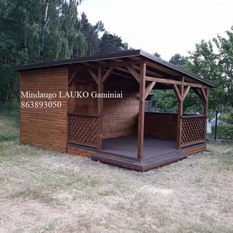 Mindaugo LAUKO Gaminiai / Mindaugas Norkaitis / Darbų pavyzdys ID 458505