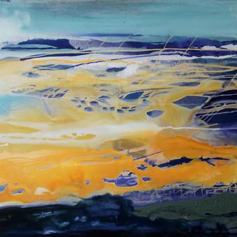 Dideli tapybos paveikslai interjerui nuo 300 € / Dalia Kirkutienė / Darbų pavyzdys ID 458511