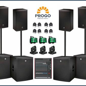 Daugiau informacijos apie mūsų siūlomas paslaugas galite rasti mūsų interneto svetainėje: www.progo.lt , susisiekus telefonu: +370 676 86106