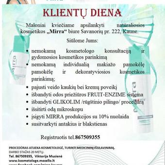 Kosmetologė Viktorija / Viktorija / Darbų pavyzdys ID 460975