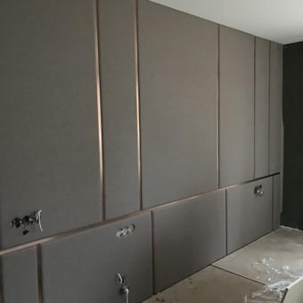 Minkštos 3D sienų plokštės, lovos, galvūgaliai / Gražvydas / Darbų pavyzdys ID 461377