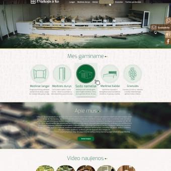 WEB / GRAFIKOS dizaineris / Ernestas Martinkus / Darbų pavyzdys ID 68393
