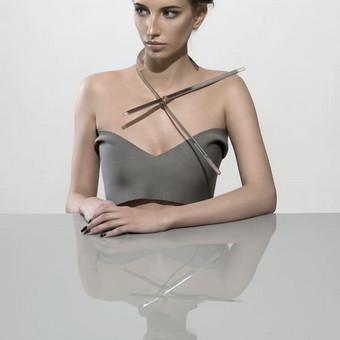 Juvelyrė, juvelyrikos bei aksesuarų dizainerė / Viktorija Agne / Darbų pavyzdys ID 464825