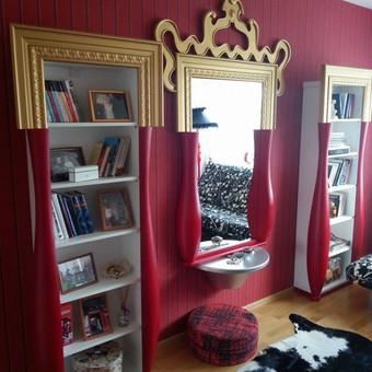 Kotedzo interjeras ir baldu projektai Siauliuose