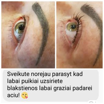 Kosmetologė Klaipėdoje / Jolita / Darbų pavyzdys ID 466933