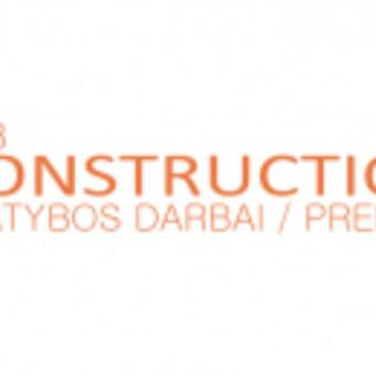 Internetiniai projektai. www.constructionera.lt