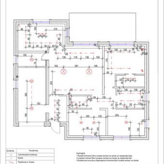 Udizainas - interjero dizainas / Ugnė Majauskaitė / Darbų pavyzdys ID 471341