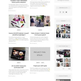 Internetinių svetainių kūrimas / Laimis Barvydas / Darbų pavyzdys ID 472293