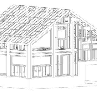 Architektas - konstruktorius Vilniuje / Juras Kuzmickis / Darbų pavyzdys ID 472621