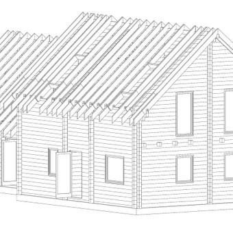 Architektas - konstruktorius Vilniuje / Juras Kuzmickis / Darbų pavyzdys ID 472633