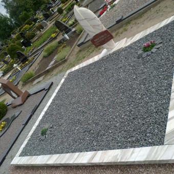 Minimalistinis kapo dekoravimas