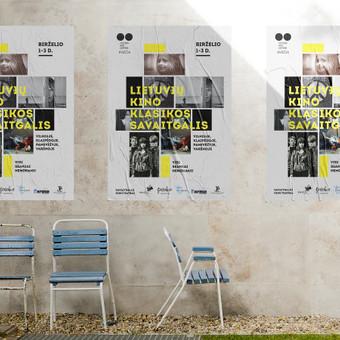 LIETUVOS KINO CENTRO plakatas
