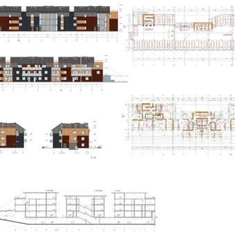 Architektų biuras Klaipėdoje / Urbanistinė architektūra / Darbų pavyzdys ID 69674