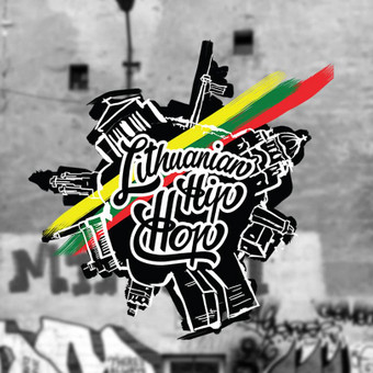 Logo for Lithuanian hip hop.