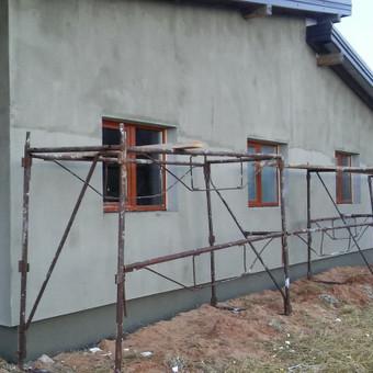 Individualių namų statyba / Modestas Žalpys / Darbų pavyzdys ID 479549