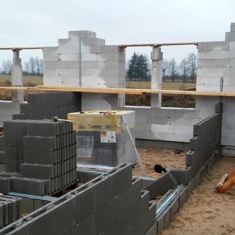 Individualių namų statyba / Modestas Žalpys / Darbų pavyzdys ID 479551