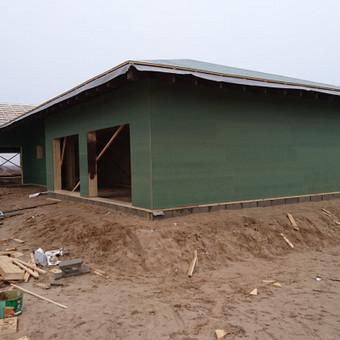 Individualių namų statyba / Modestas Žalpys / Darbų pavyzdys ID 479555