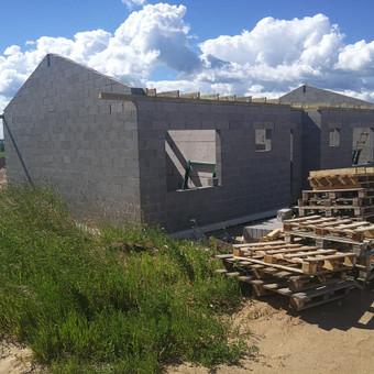 Individualių namų statyba / Modestas Žalpys / Darbų pavyzdys ID 479557