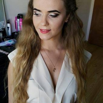Pro Makeup Artist / Laura Panavė . / Darbų pavyzdys ID 70064
