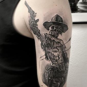 Kietos tattoo tik kietiems. / Evaldas(Mantikora) / Darbų pavyzdys ID 483159