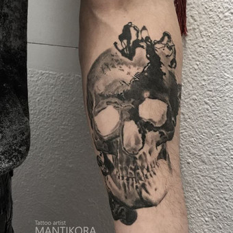 Kietos tattoo tik kietiems. / Evaldas(Mantikora) / Darbų pavyzdys ID 483163