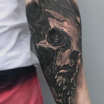 Kietos tattoo tik kietiems. / Evaldas(Mantikora) / Darbų pavyzdys ID 483165