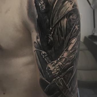 Kietos tattoo tik kietiems. / Evaldas(Mantikora) / Darbų pavyzdys ID 483175