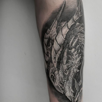Kietos tattoo tik kietiems. / Evaldas(Mantikora) / Darbų pavyzdys ID 483181