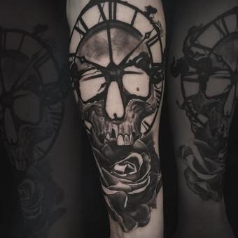 Kietos tattoo tik kietiems. / Evaldas(Mantikora) / Darbų pavyzdys ID 483215