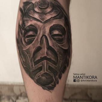 Kietos tattoo tik kietiems. / Evaldas(Mantikora) / Darbų pavyzdys ID 483271