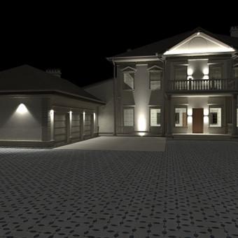 Vizualizacijos iš kurių gimsta projektai