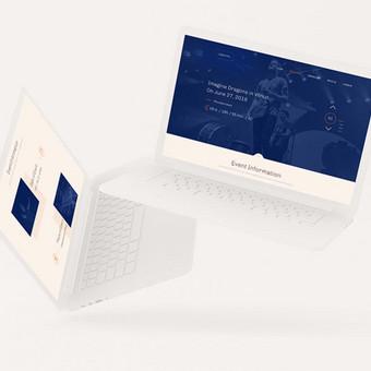 Profesionalus Dizainas / Logotipai / UI/UX / HTML5 Banneriai / Tomas Korsakas / Darbų pavyzdys ID 484525