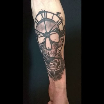 Kietos tattoo tik kietiems. / Evaldas(Mantikora) / Darbų pavyzdys ID 484621
