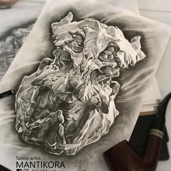 Kietos tattoo tik kietiems. / Evaldas(Mantikora) / Darbų pavyzdys ID 484651