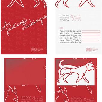 Grafikos dizaineris / Kornelija Jociūtė / Darbų pavyzdys ID 488555