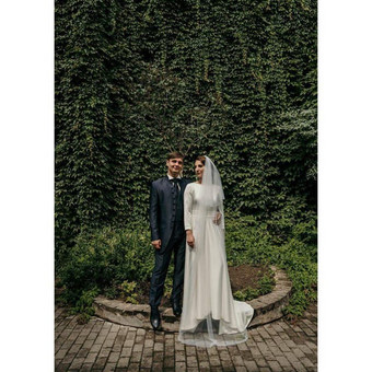 Vestuvinių ir proginių suknelių siuvimas Vilniuje / Oksana Dorofejeva / Darbų pavyzdys ID 489403